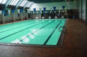 Vlastní krytý bazén soukromé střední školy Appleby College, Ontario