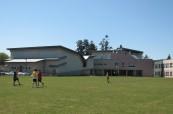 Hřiště u školy Edward Milne Community