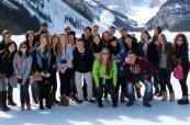 Exkurze k Lake Louise