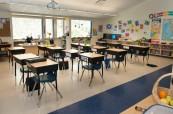 Ukázková učebna, Queen Margaret's School, Britská Kolumbie, Kanada