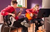 Škola nabízí spoustu volitelných předmětů, Rosseau Lake College, Rosseau, Ontario, Kanada
