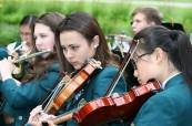 Hudba je důležitou součástí studia na škole Rothesay Netherwood School v Rothesay, Nový Brunšvik