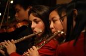Mezi další programy patří také hudba, Stanstead College, Stanstead, Québec, Kanada