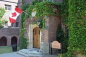 Střední soukromá škola Trinity College School v Port Hope, Ontario, Kanada