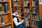 Škola má skvělé vybavení a studentky mají k dispozici vše, co ke studiu potřebují, Trafalgar Castle School, Whitby, Ontario, Kanada
