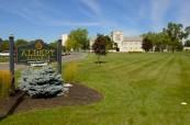 Střední soukromá škola Albert College v Belleville, Ontario, Kanada