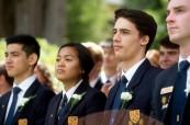 Absolventi střední školy v Kanadě