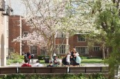 Střední soukromá škola Ridley College, St. Catharines, Ontario, Kanada