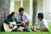 Studenti spolu rádi tráví volný čas Rothesay Netherwood School v Rothesay, Nový Brunšvik