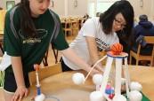 Výuka na střední soukromé škole je prakticky zaměřená, Rothesay Netherwood School v Rothesay, Nový Brunšvik