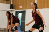 Sport je důležitou součástí studia na střední škole Queen Margaret's School, Britská Kolumbie, Kanada